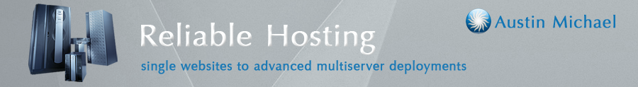 Web site hosting, server hosting and virtual private server hosting